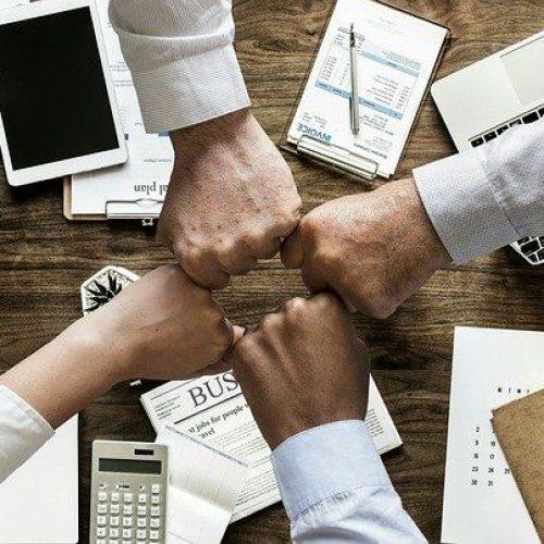 Zusammenarbeit wird Quittiert